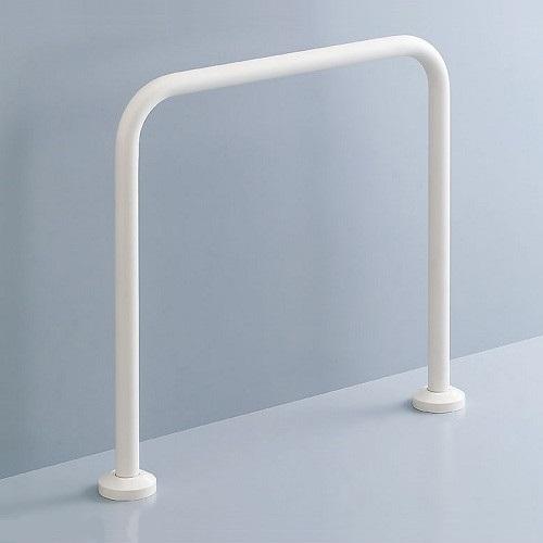 LIXIL(INAX):和風便器用手すり 床固定式樹脂被覆タイプ 型式:KF-131AE60/WA