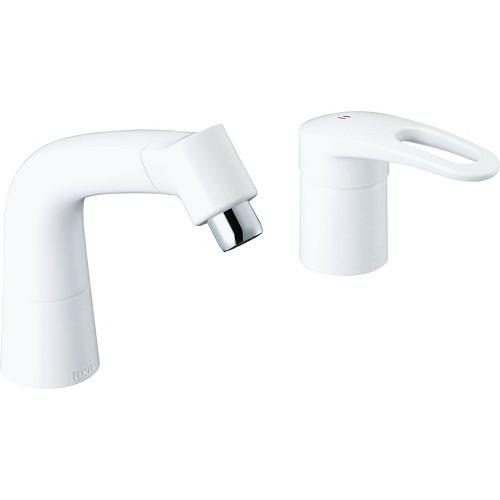 LIXIL(INAX):マルチシングルレバー混合水栓 型式:LF-HX360SR(500)/BW1, フナイグン:130c295e --- officewill.xsrv.jp