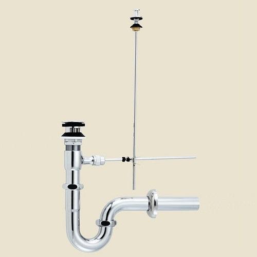 LIXIL(INAX):床排水Sトラップ 型式:LF-6SAU
