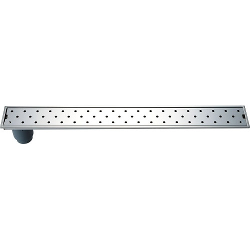 LIXIL(INAX):トラップ付排水ユニット(目皿、施工枠付) 型式:PBF-TM4-75T