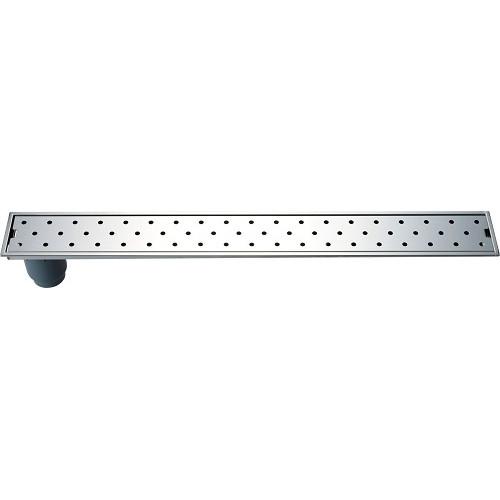 LIXIL(INAX):トラップ付排水ユニット(目皿、施工枠付) 型式:PBF-TM4-15T