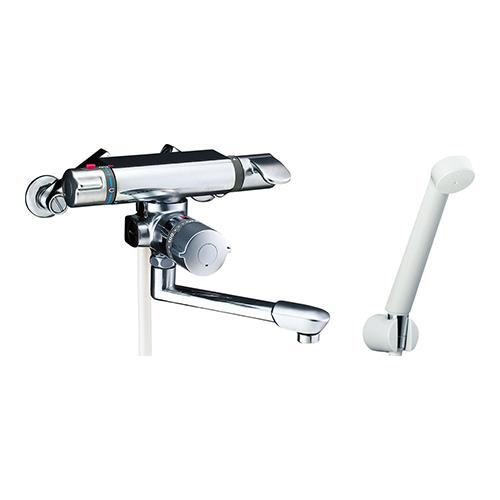 LIXIL(INAX):シャワーバス水栓 浴槽・洗い場兼用 一般水栓 型式:BF-7140TSD
