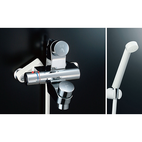 LIXIL(INAX):シャワーバス水栓 ヴィラーゴ 型式:BF-2142TSD
