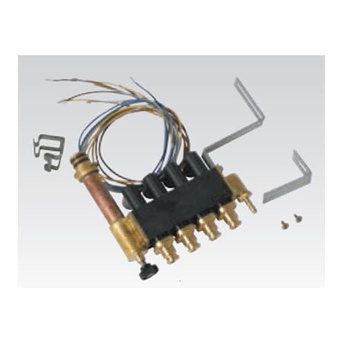 三菱ケミカルインフラテック:熱動弁ヘッダー 型式:UヘッダーCCVH-6SA