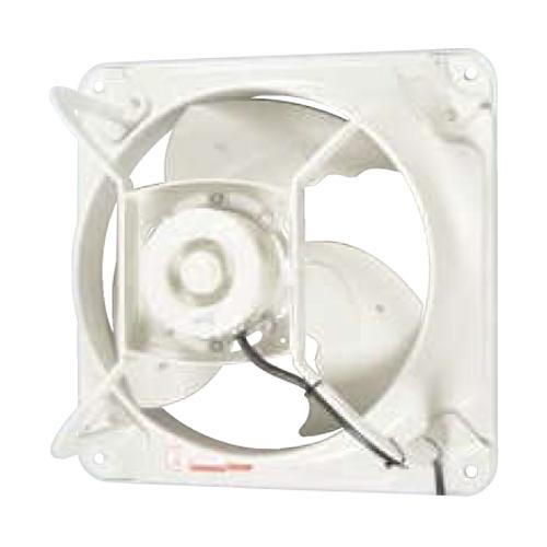 三菱電機:産業用有圧換気扇 低騒音型 給気専用 型式:EWF-35DTA-Q