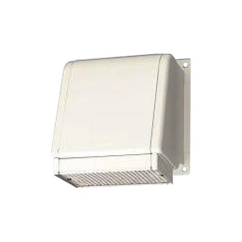 三菱電機:有圧換気扇システム部材 風圧シャッター付ウェザーカバー 型式:SHW-25TDB