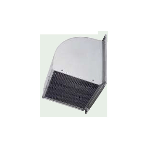 三菱電機:有圧換気扇用ウェザーカバー 防火タイプ 防鳥網標準装備 型式:W-25TDB