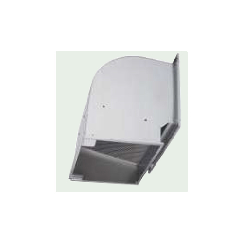 三菱電機:有圧換気扇用ウェザーカバー 給排気形標準 防鳥網標準装備 型式:QW-30SC