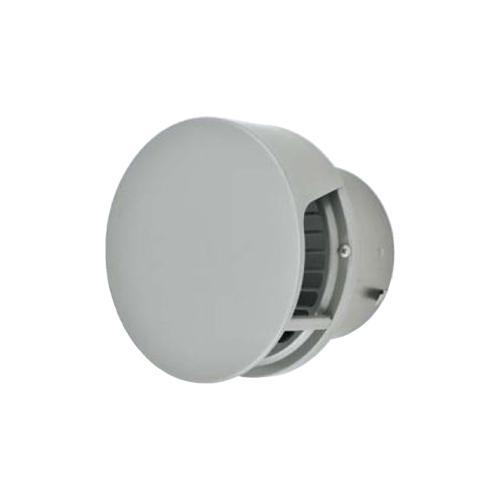 メルコエアテック:丸形防風板付ベントキャップ(覆い付)横ギャラリ 型式:AT-200TCGS5