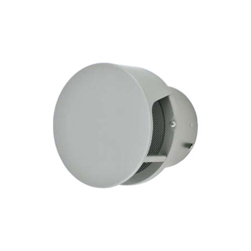 メルコエアテック:丸形防風板付ベントキャップ(覆い付)網 型式:AT-250TCNS
