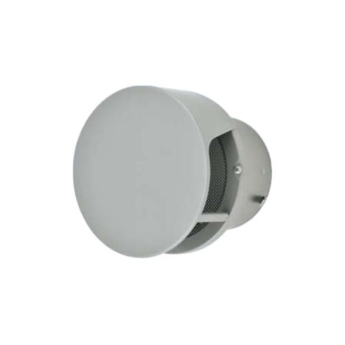 メルコエアテック:丸形防風板付ベントキャップ(覆い付)網防火ダンパー付 型式:AT-300TCNSK