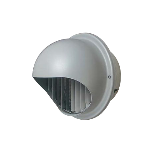 メルコエアテック:丸形フード縦ギャラリ・網 型式:AT-300MWS6