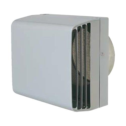 メルコエアテック:耐外風フード(左右開口タイプ)縦ギャラリ・網 型式:AT-200TWSY4