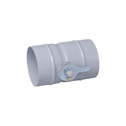 メルコエアテック:風量調整ダンパー(中間取付)・(鋼板製) 型式:AT-350VD