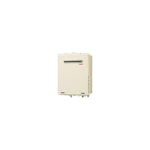 リンナイ:ガスふろ給湯器 オート 設置フリータイプ 型式:RUF-A2005SAW(B) LPG