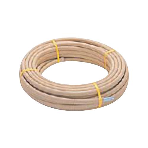 ミヤコ:耐熱樹脂パイプ ペア アルミ巻サヤ管付 型式:M246TJS-10x50m