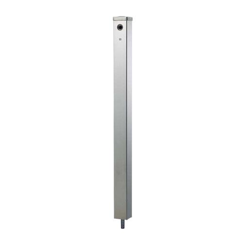 ミヤコ:ステンレス水栓柱 HI管下給水 型式:M243SH-13x60x1200