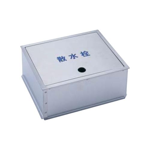 ミヤコ:ステンレス散水栓ボックス 型式:SWS151