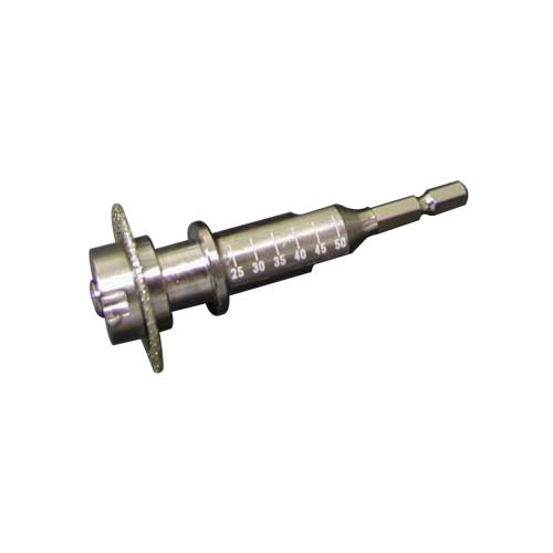 ミヤコ:六角軸インローター(充電ドリル用6.35軸) 型式:RP-100