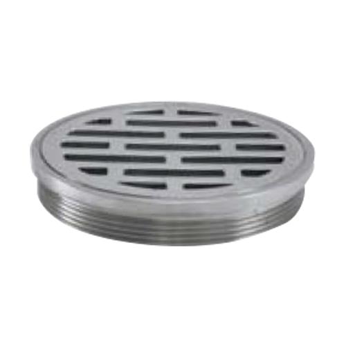 ミヤコ:ステンレス排水目皿 型式:M18S-150