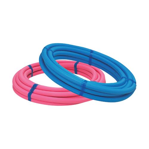 オンダ製作所:サヤ管給水用呼び25 被覆付 型式:LS2-25PFB10