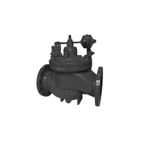 ベン:消火設備用減圧弁 型式:WVR02T-LH-40