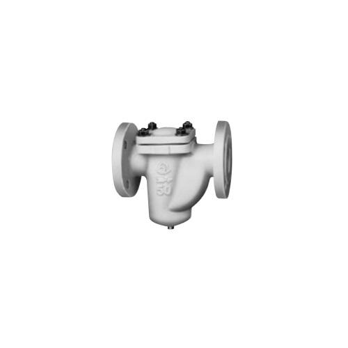 ベン:ストレーナ(U形・バケット形) 型式:KU1CN-G2-65