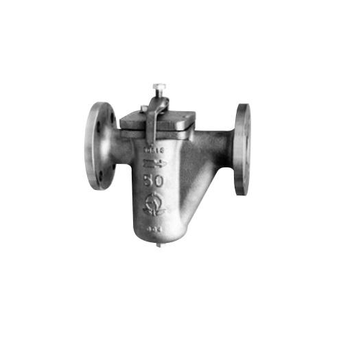 ベン:ストレーナ(U形・バケット形) 型式:KU2A-D-65