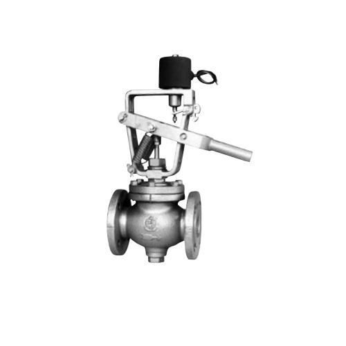 ベン:電磁緊急遮断弁 型式:EIFP-RB-100