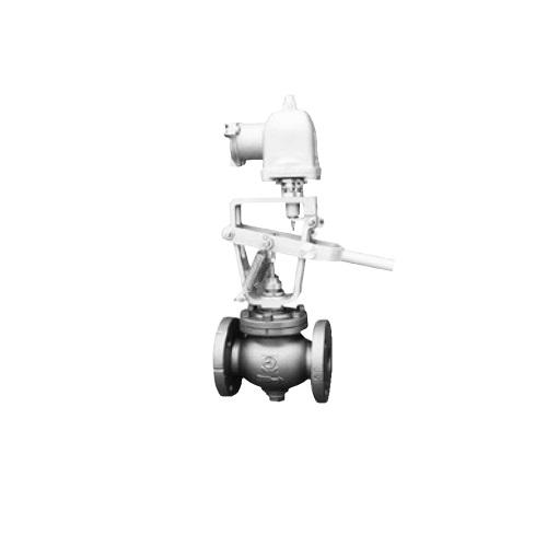 ベン:電磁緊急遮断弁 型式:EIEFP-RB-100