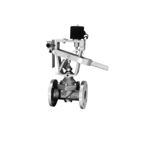 ベン:受水槽用緊急遮断弁 型式:EIT2D-VC-65