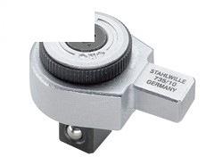STAHLWILLE(スタビレー):トルクレンチ差替ヘッド 735型 型式:735/10