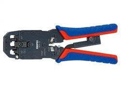 KNIPEX(クニペックス):ウエスタンプラグ圧着ペンチ(4/6 9751-12/8ピン) 9751-12 型式:9751-12 型式:9751-12, レッグウェア専門店 パリシェ:cddfebb5 --- sunward.msk.ru