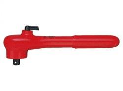 KNIPEX(クニペックス):絶縁ラチェットハンドル 1000V 9831 型式:9831