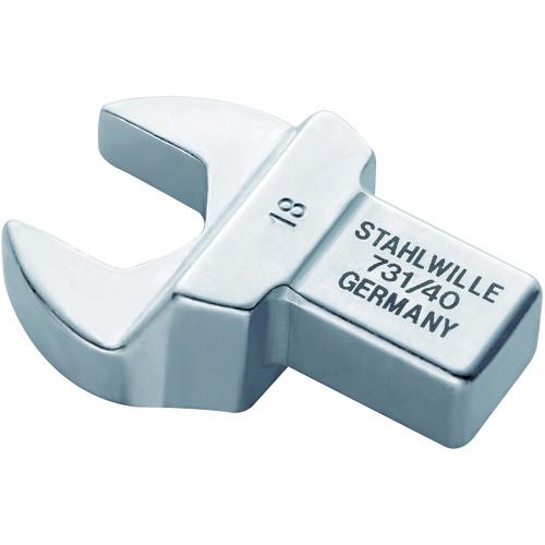 STAHLWILLE(スタビレー):トルクレンチ差替ヘッド(スパナ)(58214036) 型式:731/40-36