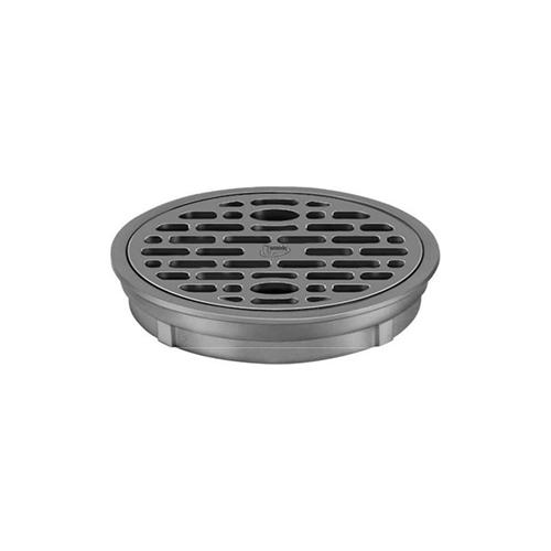 長谷川鋳工所:ステンレス製排水目皿 型式:D(SU)-200
