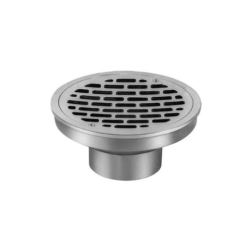 長谷川鋳工所:黄銅製排水目皿 型式:C-K-80