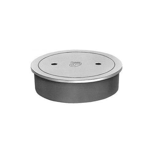 長谷川鋳工所:ステンレス鋳鋼製床上掃除口 型式:COA-V(SU)-150