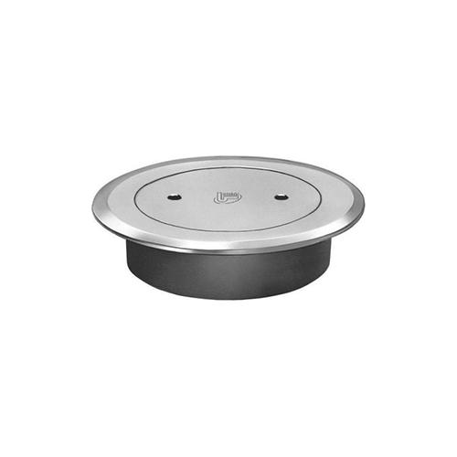 長谷川鋳工所:ステンレス鋳鋼製床上掃除口 型式:COA-GV(SU)-125