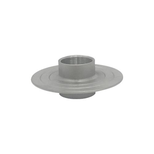 長谷川鋳工所:ステンレス製防水受つば 型式:DL-CF-80