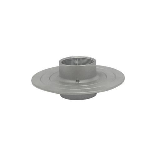長谷川鋳工所:ステンレス製防水受つば 型式:DL-CFH-100
