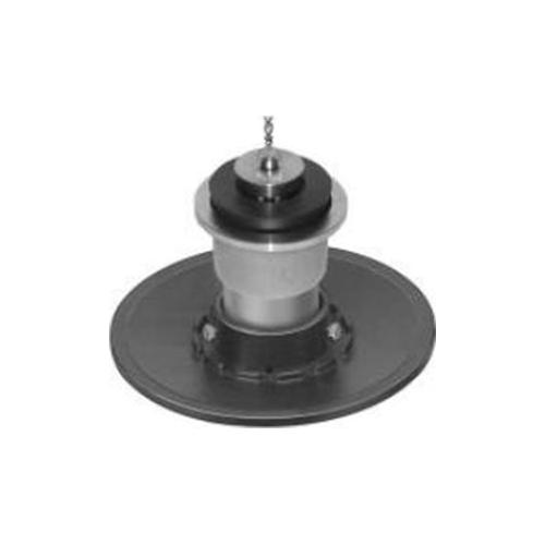 長谷川鋳工所:防水受つば付排水共栓 型式:COB-SR(SU)-100-接続管付