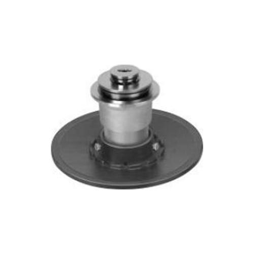 長谷川鋳工所:防水受つば付排水共栓 型式:COB-SHO(SU)-40-接続管なし
