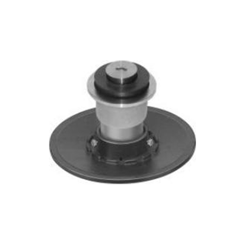 長谷川鋳工所:防水受つば付排水共栓 型式:COB-SRH(SU)-50-接続管付