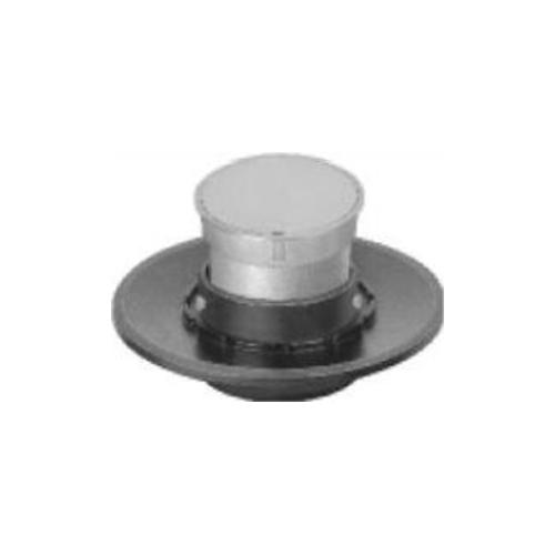 長谷川鋳工所:防水受つば付掃兼ドレン 型式:COB-PCD(SU)-150-接続管なし