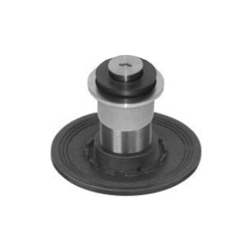 長谷川鋳工所:防水受つば付排水共栓 型式:COS-SRH(SU)-65