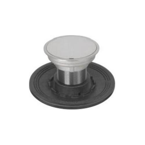 長谷川鋳工所:防水受つば付掃兼ドレン 型式:COS-PCC(SU)-50