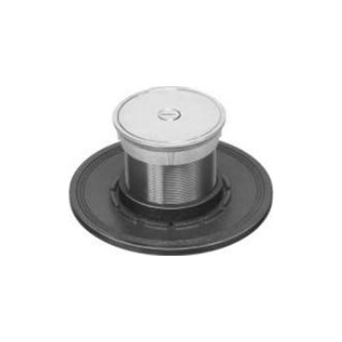 長谷川鋳工所:防水受つば付掃兼ドレン 型式:COS-SI(SU)-100
