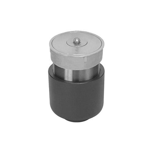 長谷川鋳工所:椀型鋳鉄製排水共栓 型式:T5AS-SNF(SU)-80