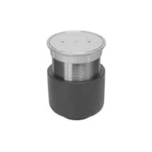 長谷川鋳工所:椀型鋳鉄製排水トラップ 型式:T5AS-COA(SU)-FW付50